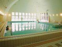 Thermal pool in Heviz in Hotel Helios spa and wellness hotel
