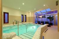 Historia Hotel Veszprem with wellness services