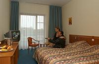 Double room in Hunguest Hotel Aqua-Sol -Hajduszoboszlo - Thermal Hotel in Hungary