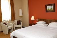 Hotel Bassiana in Sarvar - hotel in Sarvar famous for its thermal and spa centre - Sarvar - Hungary - Room in the Hotel Bassiana - 4 star hotel