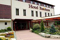 Hotel Bassiana**** Sárvár - 4 star wellness hotel in Sarvar