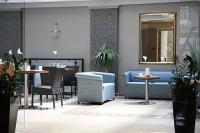 Reception i The Three Corners Bristoll Hotell i Ungern