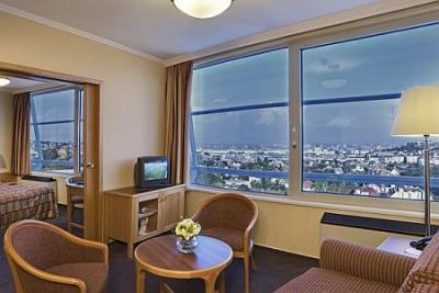 Double room in 4-star hotel Budapest  - Hotel Budapest  - Hotel Budapest**** Budapest - Hotel in the centre of Budapest in Buda close to Moszkva sqaure