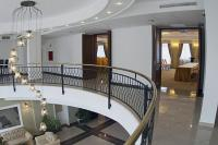 Elegant lobby i 4* Calimbra Wellness and Conference Hotel