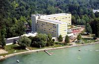 Hotel Club Tihany - wellnesshotel direct aan de Balaton-oever in Tihany