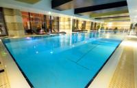 Hotel Divinus Debrecen 5* basen na weekend wellness