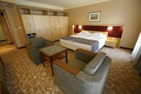 Nice double room with French bed in Hotel Drava 4*