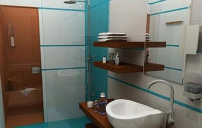 Cuarto de ba o en echo residence hotel de lujo - Banos de hoteles de lujo ...