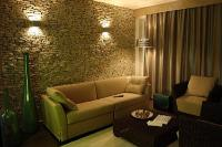 Elegant suite in Echo Residence All Suite Luxury Hotel in Tihany