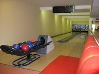 Active holiday in Zsambek basin - Hotel Szepia Bio Art - Bowling lanes