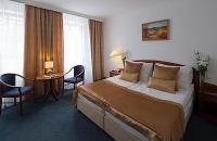 Tweepersoonskamer in Hotel Fonte - Accommodatie in Gyor - Gyor Hotel Fonte accommodation in Gyor - Hotelkamer in Gyor - Gyor - Hongarije