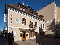 Hotel Fonte*** Gyor - Hotel Fonte in the historical downtown of Gyor