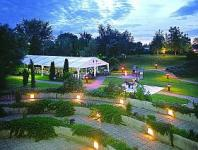 Hunguest Hotel Forras Szeged - Garden - wellness and spa hotel