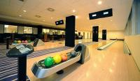 Pista bowling all'Hotel Forras a Szeged - Hunguest Hotel Szeged