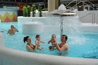 Wellness weekend in Szeged in Aquapolis Bath with accommodation in Wellness Hotel Forras