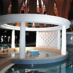 Thermal swimming pool in the Spa Hotel Freya 3* Zalakaros