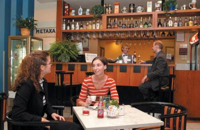 Hotel Griff drink bar  - Hotel Griff Budapest*** - 3-star hotel in Budapest
