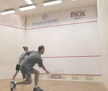 Hotel Griff squash court - Hotel Griff Budapest*** - 3-star hotel in Budapest