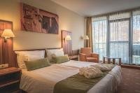 Affordable elegant hotel room of the Wellness Hotel in Gyula