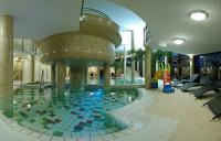 Enjoy relaxing time at the 4* Wellness Hotel in Gyula
