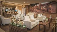 Wellness Hotel Gyula - Lobby Bar offers special coctails
