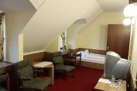 Hotel Harom Gunar - Classis double room in the centre of Kecskemet