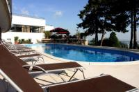 Outdoor pool in Hotel Kikelet - wellness hotel in Pecs