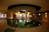 Indoor pool of Hotel Kikelet - wellness hotel in Pecs