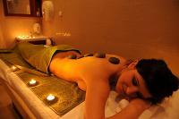 Wellness hotel in Eger - Hot Stone massage with tufa in Hotel Kodmon Eger