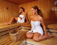Hotel Lover Sopron - sauna iof the 3 star wellness hotel