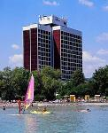 Hotel Marina in Balatonfured - all inclusive hotel aan het Balaton-meer in Balatonfured