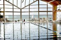 4* Hotel Marina-Port swimming pool for a wellness weekend