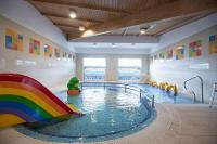 Child friendly wellness hotel for families at Lake Balaton