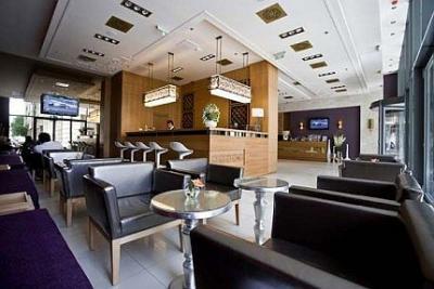 Lobby bar dell 39 hotel marmara a budapest hotel a 4 stelle for Design hotel gorlitz