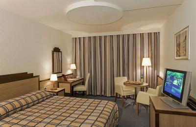 Mercure Budapest City Center -  Executive номер в отеле - Hotel Mercure Budapest City Center - Отель Меркюр Сити Сентер Будапешт