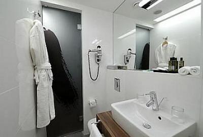 Salle de bain l 39 hotel 4 toiles budapest h tel for Salle de bain hotel 5 etoiles