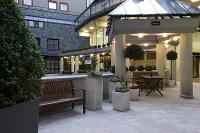 Exterior of Mercure Budapest City Center - 4-star hotel in Vaci street in the centre of Budapest