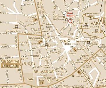 eger szépasszonyvölgy térkép Eger térkép Minaret szálloda Egerben eger szépasszonyvölgy térkép