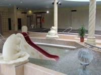 Narad Park wellness hotel awaits its guests with a brand new wellness department in Matraszentimre, Hungary