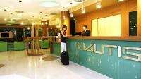 Vital Hotel Nautis in Gardony - wellness and conference hotel on the shore of Lake Velence