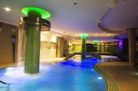 Wellness centre of Vital Hotel Nautis in Gardony at Lake Velence