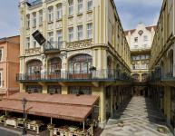 Hotel Palatinus City Center Pecs - am Fußе des Mecsek-Gebirges
