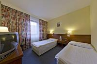 Hotel Palatinus offers superior twin rooms on affordable prices in Sopron, Hungary
