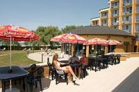 Közvetlen vízparti szálloda a Balatonnál - Panoráma hotel Siófok - terasz