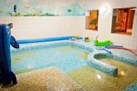 Hotel Piroska in Bukfurdo, in Hungary - pool for children in Buk Hotel Piroska