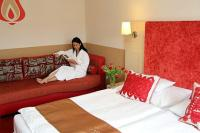 Affordable hotels in Buk, Bukfurdo in Hungary - Hotel Piroska room
