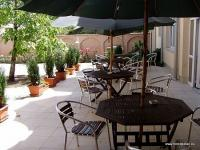 Hotel Platan - last minute offers in Szekesfehervar - terrace