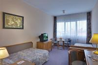 Room in 3 star Hotel Raba City Center in Gyor Hungary
