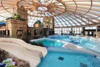 Hotel Aquaworld Resort Budapest, at the motorway M0