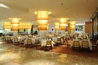 Hotel Ramada Resort Aquaworld Budapest, restaurant in the newest wellness and conference hotel